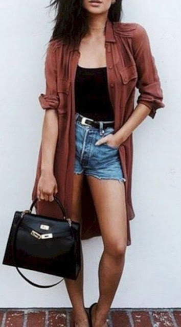 11 Cute Outfits for Classic Summer Style