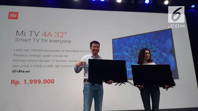 Merusakn Pasaran Xiaomi Mi TV 4A Dibanderol Cuma 2 Jutaan 5