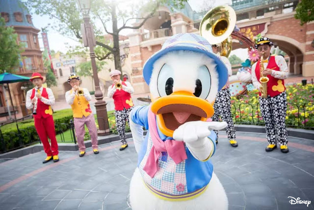 Donald Duck, Disney, Disney Parks, Shanghai Disney Resort, SHDR, Happy Birthday Donald Duck, 上海迪士尼度假區, 唐老鴨