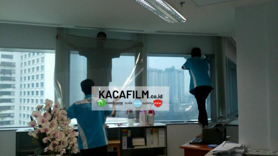 pasang kaca film kantor Pondok Aren Tangerang Selatan