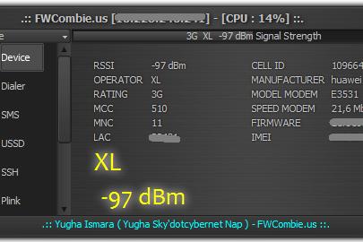 Download MDMA/MMD Fwcombie untuk Semua Modem 3G 4G