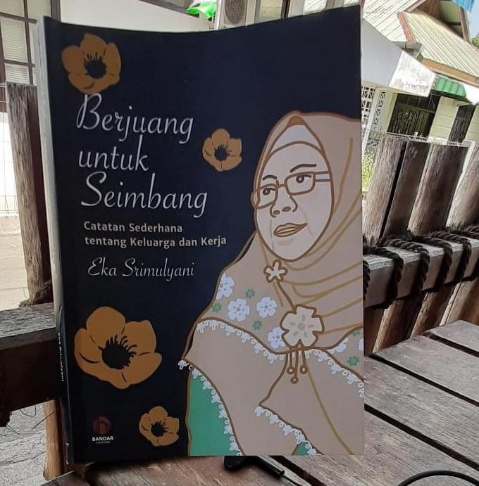 "Prof Eka Luncurkan Buku ""Berjuang Untuk Seimbang"""