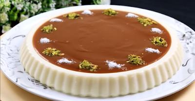 حلوى رائعة و راقية بأبسط مكونات