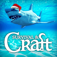 Survival and Craft: Crafting In The Ocean v209 LATEST VERSION MOD APK HACK