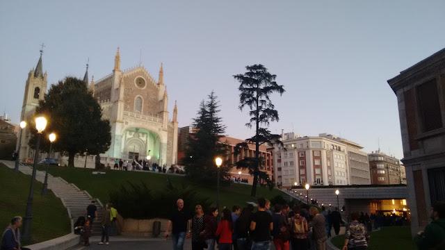 Museo del Prado. Los Jerónimos y la ampliación del Prado