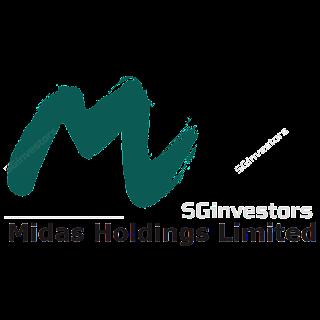 MIDAS HLDGS LIMITED (5EN.SI) @ SG investors.io