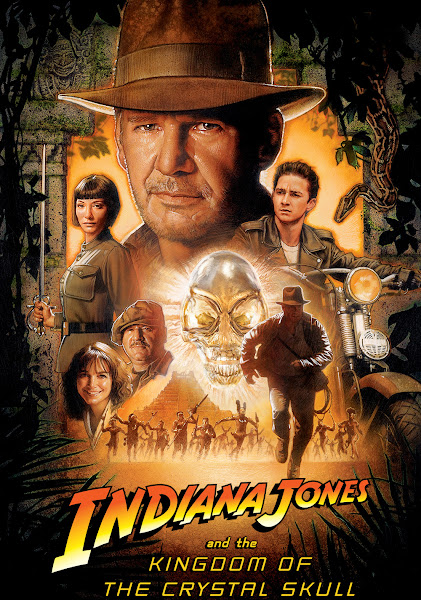 Indiana Jones and the Kingdom of the Crystal Skull 2008 Dual Audio in Hindi Dubbed 720p