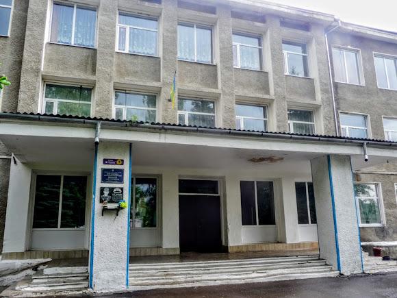 Вигода. Школа