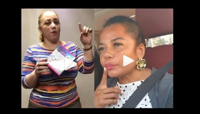 """Video: Cheddy García y La Tora """"chocan"""" por desplante de Bad Bunny en premios Soberano."""