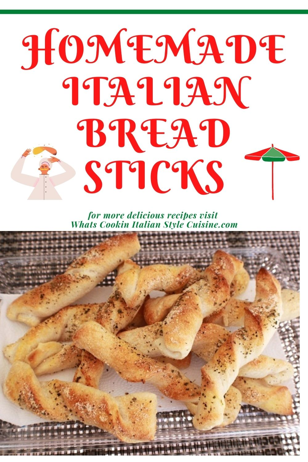 pin for later breadsticks homemade and how to make them