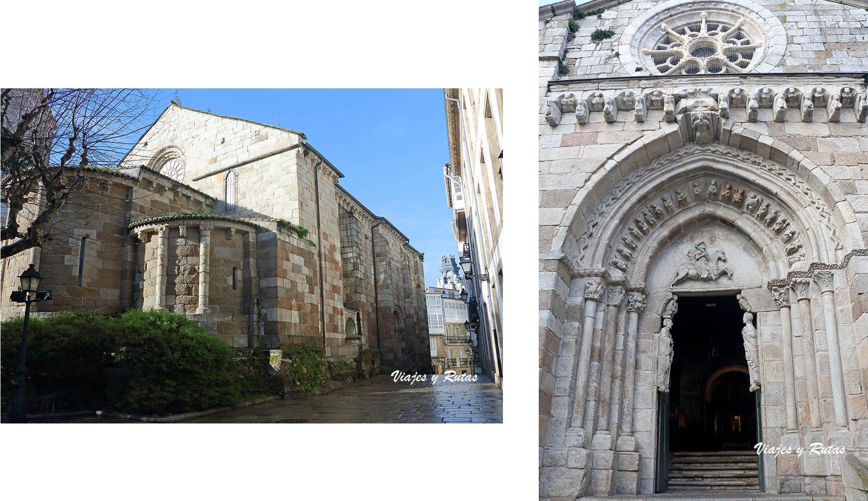 Iglesia de Santiago de La Coruña