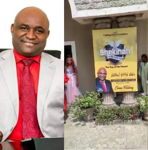 Nigerian Pastor who refused to wed a couple because they came late, dies