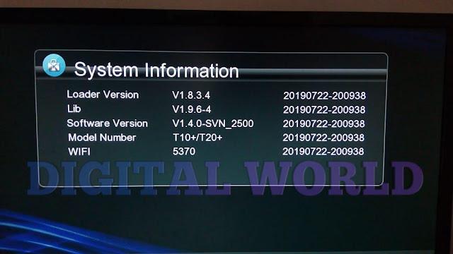 STAR TRECK HD RECEIVER T10T20 GXSS1B