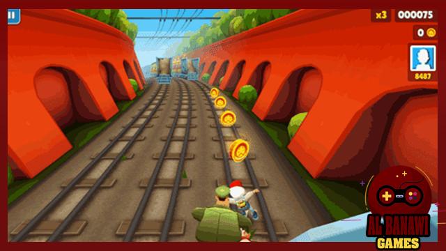تحميل لعبة subway surf مهكرة جاهزة بدون روت اخر اصدار  من الميديا فاير