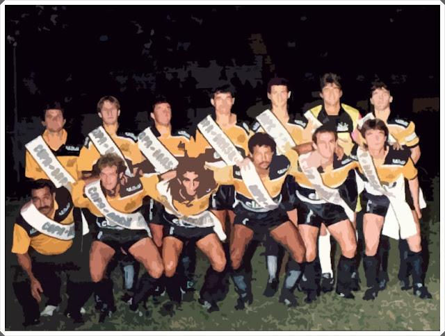 Copa do Brasil 1991 Criciúma Leão Tricolor Carvoeiro