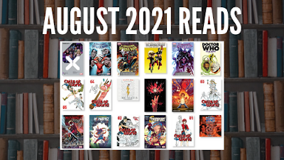 August 2021 Reads