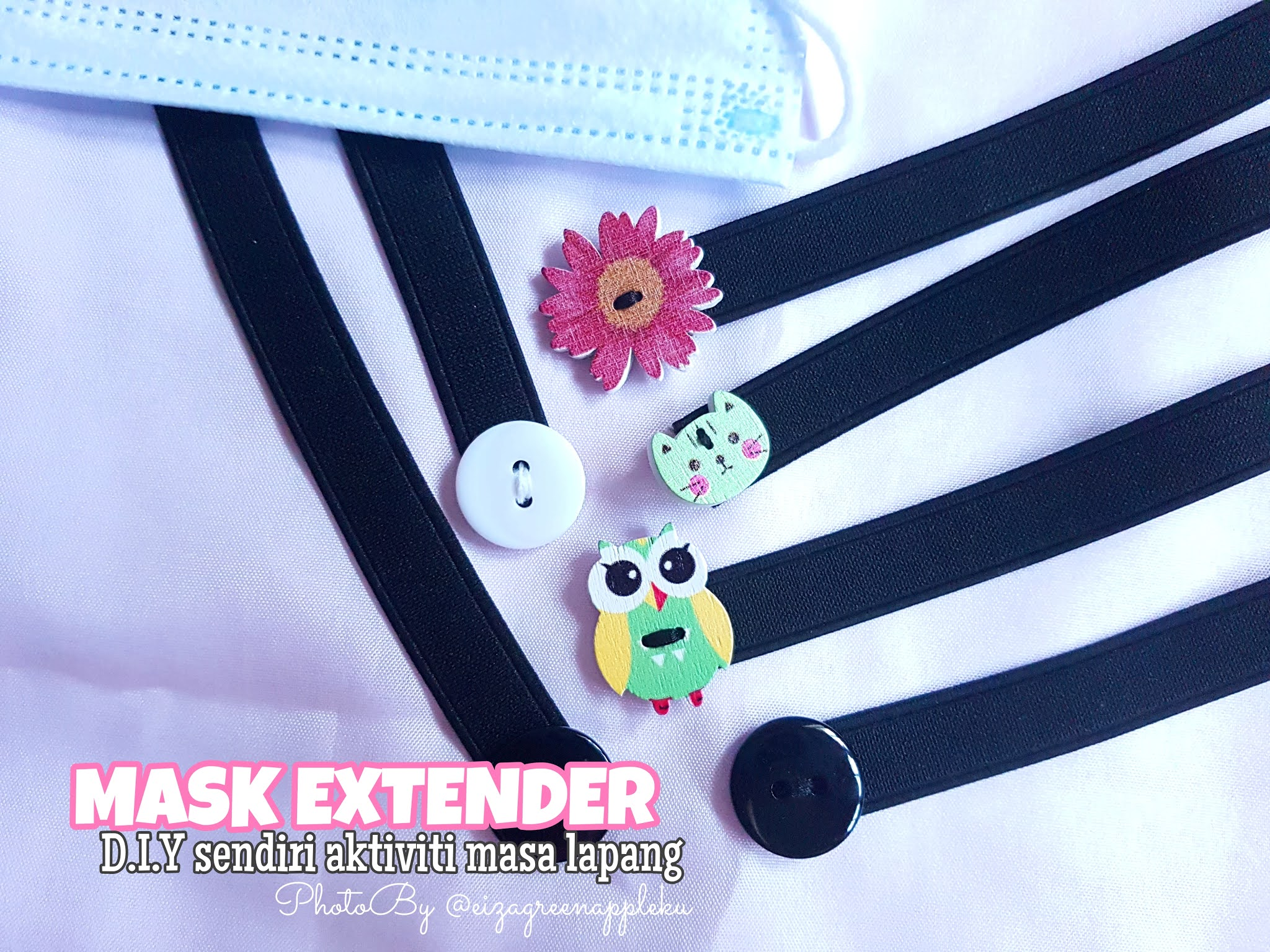 D.I.Y Mask Extender