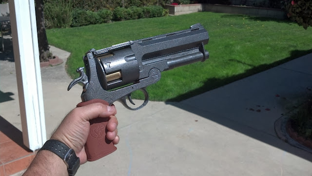 Hellboy Samaritan Prop Replica - movie version