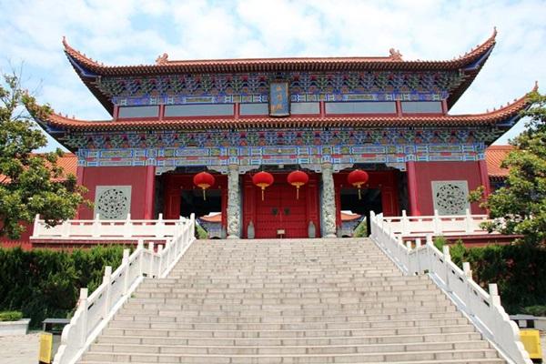 วัดไคฝู (Kaifu Temple) @ www.kaifusi.org
