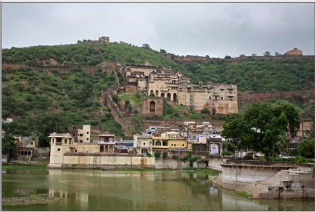 Taragarh Fort  Tourist Attraction Ajmer Rajasthan