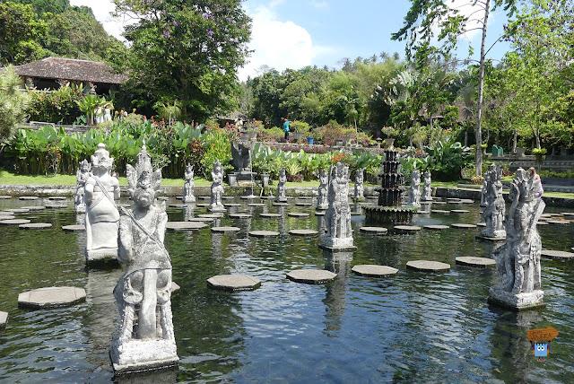 Taman Tirtagangga - Bali