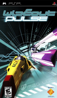 Download Wipeout Pulse PSP (PPSSPP) ISO free For Android