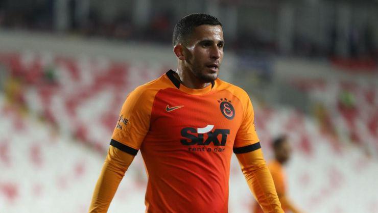 Omar Elabdellaoui'nin lisansı askıya alındı!