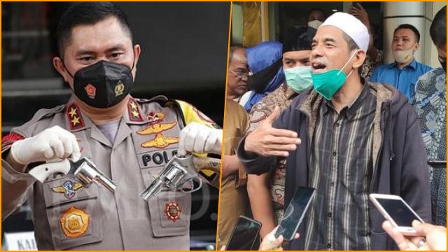 Orang Tua Laskar FP1 Tantang Kapolda Metro untuk Bermubahalah, Yang Bersalah Dilaknat 7 keturunan
