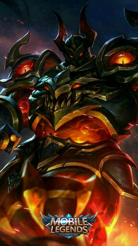 Tigreal Mobile Legends Wallpapers