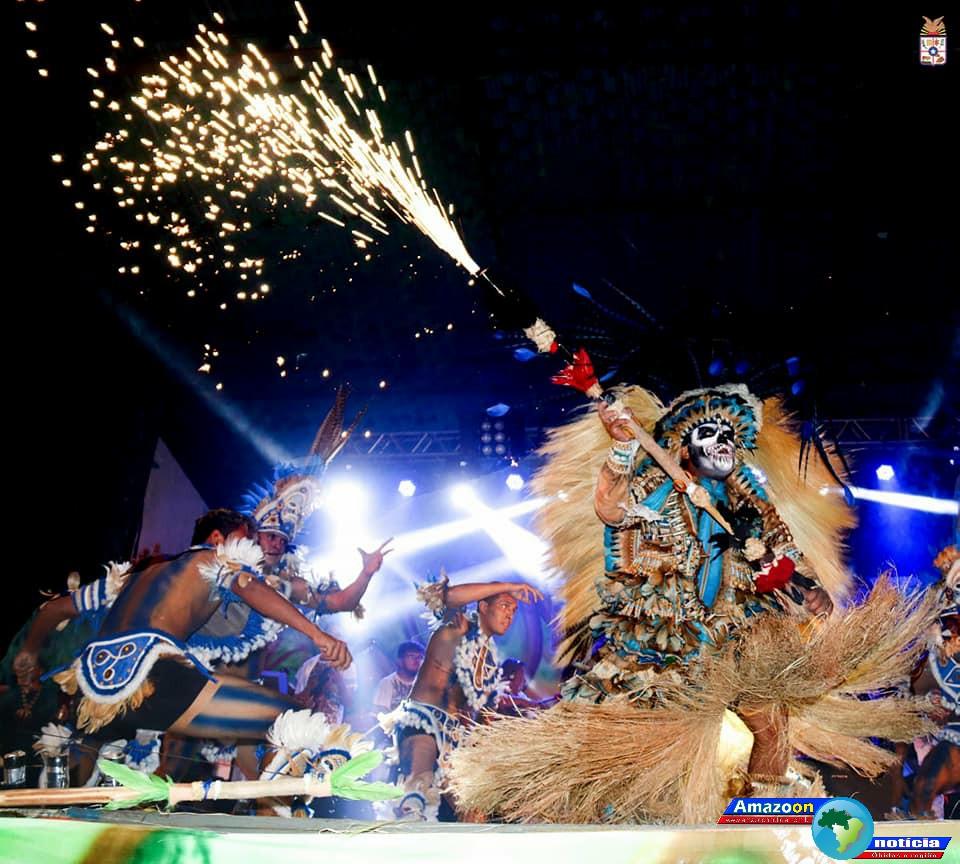 Tribo Muirapinima realiza festa de lançamento dos cantos tribais 2019 em Juruti