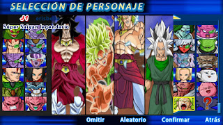 DRAGON BALL Z TENKAICHI TAG TEAM ISO PPSSPP