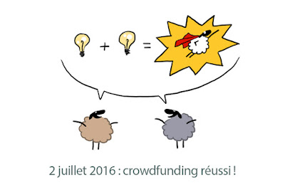 Crowdfunding réussi !