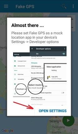 Cara Kirim Lokasi Palsu di WhatsApp Android Dengan Mudah