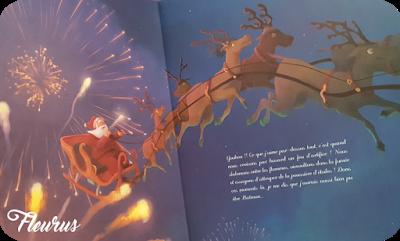 Blog PurpleRain - Livre Le Grimoire du Père Noël