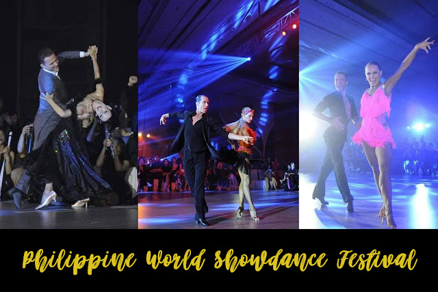 The Spectacular 2018 Philippine World Showdance Festival