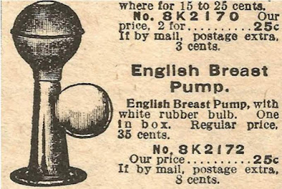 English Breast Pump