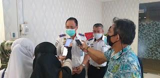 Pemerintah Provinsi Jambi Melalui Dishub Buat Trek Bagi Pesepeda.