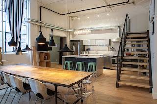 Уникальные дизайнерские тенденции – мебель лофт