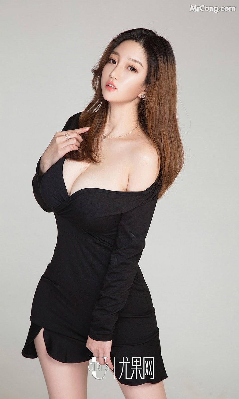 Image UGIRLS-Ai-You-Wu-App-No.1286-Meng-Shi-Duo-MrCong.com-007 in post UGIRLS – Ai You Wu App No.1286: Người mẫu Meng Shi Duo (孟十朵) (35 ảnh)