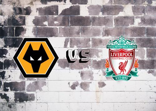 Wolverhampton Wanderers vs Liverpool  Resumen y Partido Completo