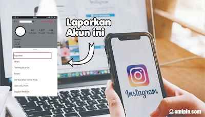 Cara Report Akun IG (Instagram) yang Tidak Pantas dan Meresahkan Sampai Hangus