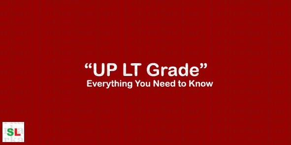UP LT Grade Teacher Recruitment 2019