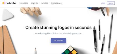 crear logos hatchful