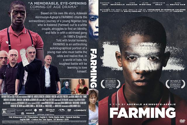 Farming DVD Cover