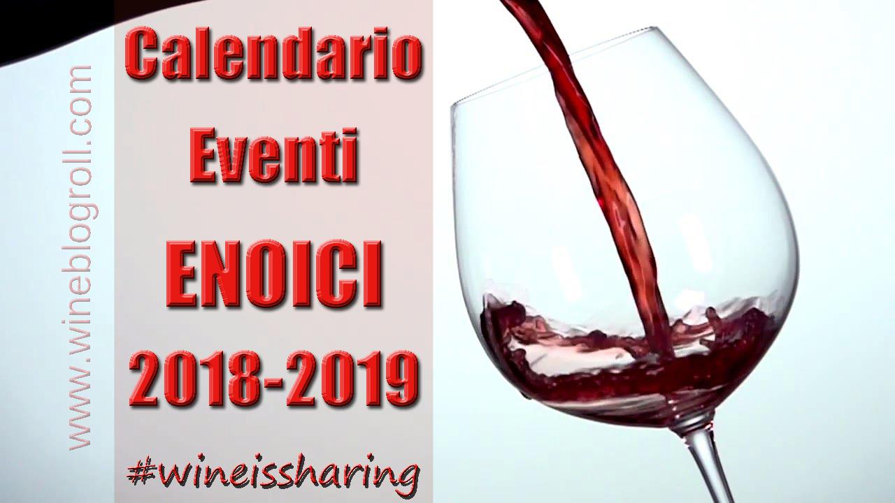 Calendario Enologico.Wine Blog Roll Il Blogger Del Vino Italiano Calendario