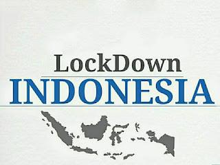 lockdown indonesia