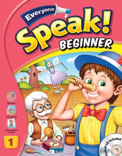 Everyone Speak! Beginner 1-3
