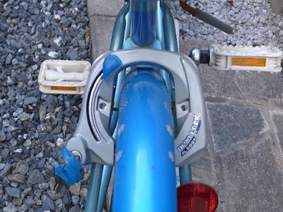 GORIN(ゴリン) アルミダイカストボディリング錠 GR-970 シルバー 鍵は3個入ってます。