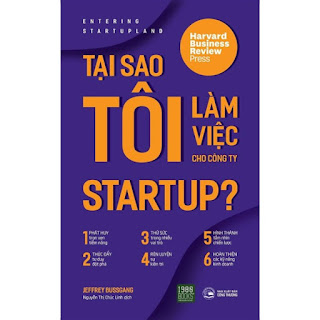 Sách - Tại Sao Tôi Làm Việc Cho Công Ty Startup? ebook PDF-EPUB-AWZ3-PRC-MOBI