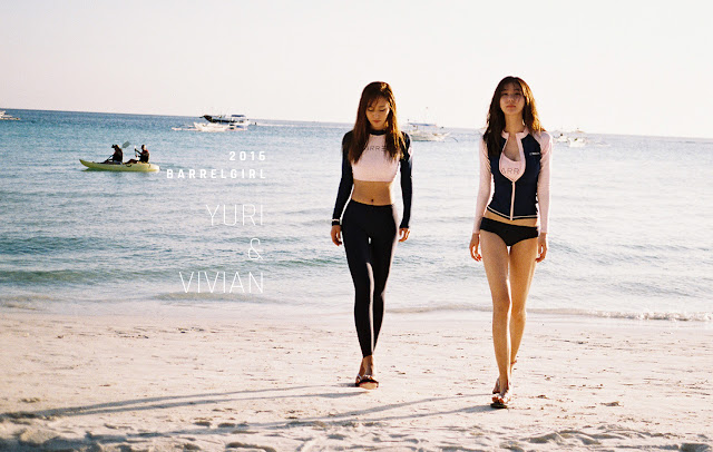 SNSD Yuri BARREL pictorial in Boracay Pictures